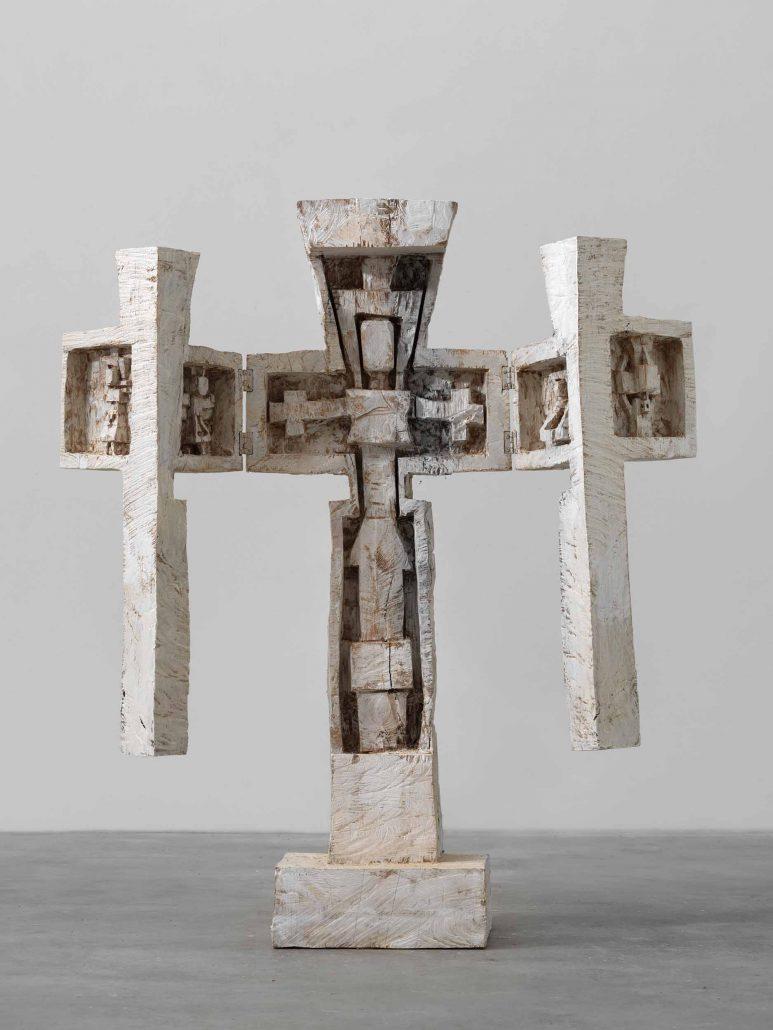 Kreuz-Klappaltar, 2010/2015