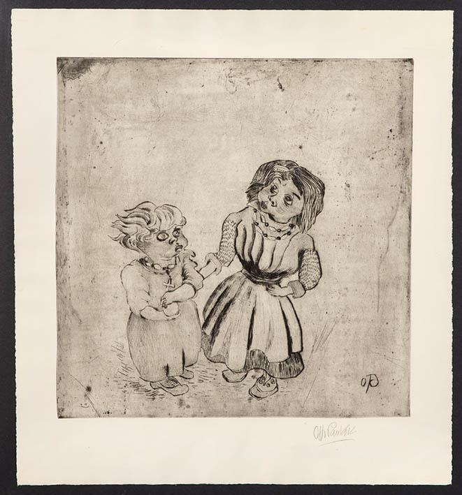 Nuna und Heuschreck, 1947