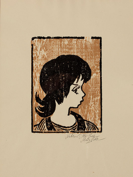Helles Profil, 1943