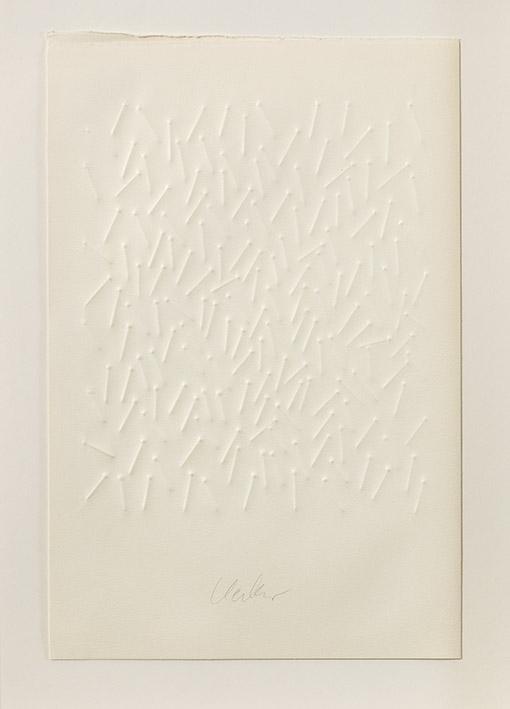 einsam gemeinsam – Buch mit fünf Prägedrucken - Nr. 2, 1971