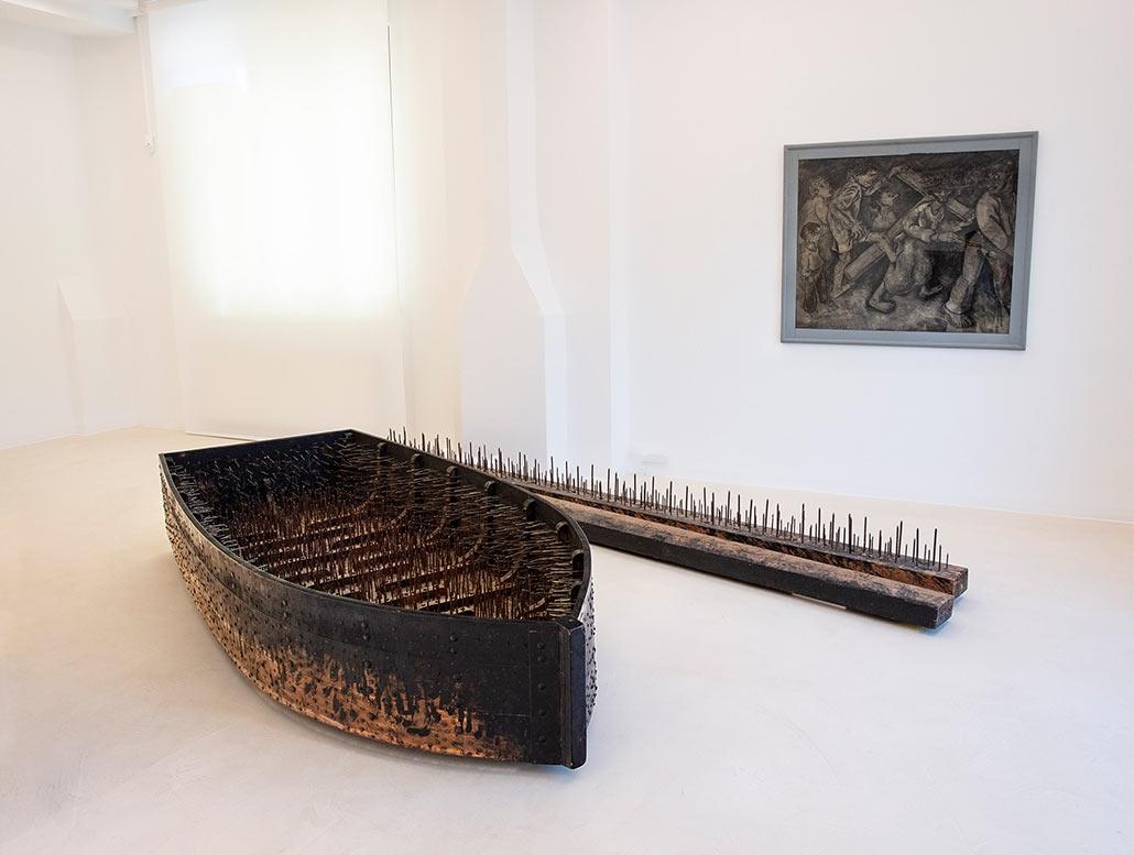 """""""Chichicastenango"""" (Boot), 1980"""