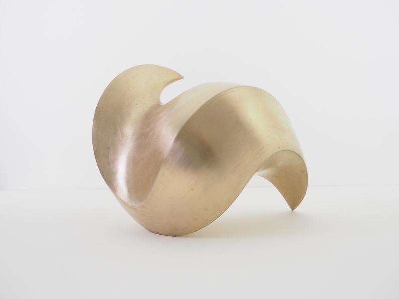 Komposition 23, 2016, Bronze, roh, 40x30x30 cm